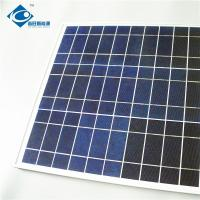 China 18 Volt Residential Solar Energy Panels , 30W Solar Panels For Home on sale
