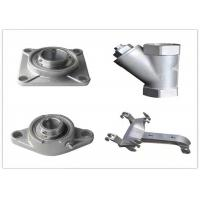 China ADC12 A380 Aluminium Die Casting Parts For Engineering Machinery Accessories on sale