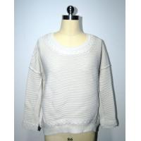 ... Ladies Pullover Sweaters Cable Knitting Round Neck Knitwear wholesale