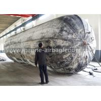 China Refloating Salvaging Marine Rubber Airbags Air Tight Marine Salvage Bags on sale