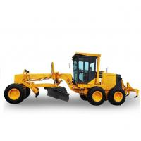 China Small Motor Grader 130HP Road Construction Vehicles 8630mm*2600mm*3370mm on sale