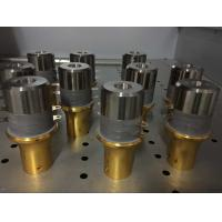 Heavy Duty Ultrasonic Welding Transducer For Dukane Ultra Series Systems Manufactures