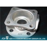 Nickel based alloy investment casting square / round Titanium Investment Casting Manufactures