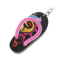 Customized USB flash drive 8gb Beach Sandle Style Thumb pendrive Promotional Manufactures