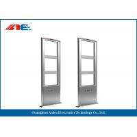 Multi - Item Detection RFID Gate Reader For RFID Library Management System 1662 * 636 * 118mm Manufactures