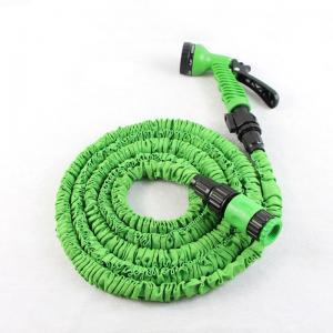 Flexible Retractable Garden Hose With Double Latex Expandable Hose Manufactures