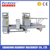 China Double compound miter saw and mitre saw for aluminium on sale