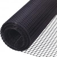 Polypropylene Biaxial Extruded Plastic Geogrid For Retaining Walls 50 M / 100m Manufactures