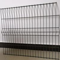 3DPanel Welded Mesh Fence , 3d Wire Mesh Galvanized / Coating Surface Treatment Manufactures