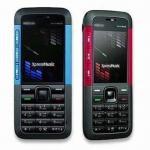 103.8 x 44.7 x 9.9mm Refurbished GSM Unlocked Mobile Phones/30MB Internal Memory/XpressMusic Model Manufactures