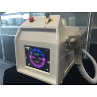 Tattoo Removal Q-Switched ND YAG Laser Pigment Removal 1 Xenon Lamp 2 Bars Manufactures