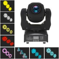Guangzhou Stage Light 60W Mini Gobo Spot Moving Head 9/11 Channels Manufactures