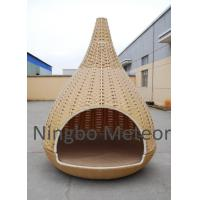 Buy cheap MTC-331 rattan nest furniture best selling hammack outdoor furniture daybed from wholesalers