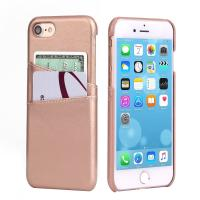 Quality PU + TPU Shockproof Cell Phone Leather Cases For Apple IPhone 7 SGS Approval for sale