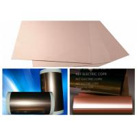 China Double Sided polyimide fccl Copper Clad Laminate rolls for Circuit board on sale