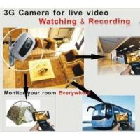 3G remote video alarm camera for live video CX-3G04 Manufactures