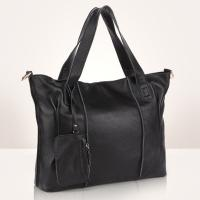 Black Leather Handbags for Women L245 Manufactures