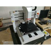 Buy cheap Ncstudio Controller Desktop CNC Router Machine 30x40 cm for non-metal engraving from wholesalers