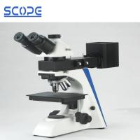 100X Dry Objective Trinocular Metallurgical Microscope Upright Transmitting Reflecting Manufactures
