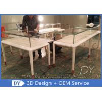 One-stop Service Simple Inexpensive Counter Jewelry Display Case Manufactures
