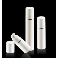 30Ml 50Ml Custom Glass Airless Cosmetic Bottles Pump Sprayer ISO90001 Certified Manufactures