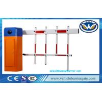 Buy cheap Aluminium Rust Proof Folding Boom Road Barrier Gate For Packing Lots Suit for Russia Market from wholesalers