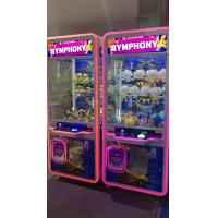 LCD Screen Multifuntional Setting Arcade Toy Crane Game Machine For Entertainment Manufactures