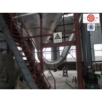 Two grade cyclone horizontal spray dryer , rotary atomizer spray dryer forTraditional Medicine Manufactures