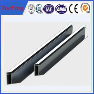 Hot! china aluminum profile solar panel, OEM aluminum extrusion material for solar frame Manufactures