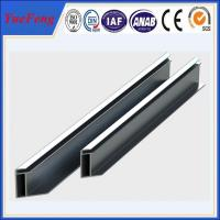 Hot! china aluminum profile solar panel, OEM aluminum extrusion material for solar frame Manufactures