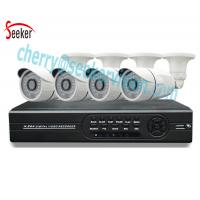 4 8 channels ip security cctv camera system 1080P Wireless dvr kit 5 in 1 Function Manufactures