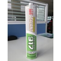 High Strength 917 Black Polyurethane Windshield Adhesive water resistance Manufactures