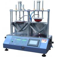 Soft Tensile Compressive Strength Testing Machine 2 Stations SMC Component Manufactures