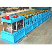Automatic C Purlin Roll Forming Machine, Hydraulic Metal Roll Forming Machinery Manufactures