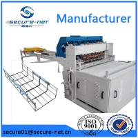 China Wire Mesh Cable Tray Welding Machine on sale