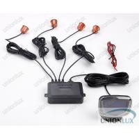 Garage Human Voice 4 Sensors Reverse Car Parking Sensor With LED Display Manufactures