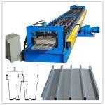 Professional Floor Decking Forming Machine / Corrugated Sheet Machine Manufactures