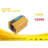 China Single Phase High frequency dc to ac 1000w 1500 w modified sine wave power inverter on sale