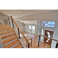 Galvanized Steel Deck Railing/ Stainless Steel Cable Railing Systems Manufactures