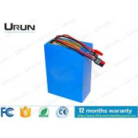 Custom Rechargeable Battery For Panasonic / 36V Lithium Battery For Electric Scooter Manufactures