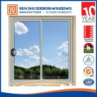 Aluminum Framed Double Glazed Sliding Window with mosquito screen with Australian standard 2047 with AS2208 &AS1288Requirement Manufactures