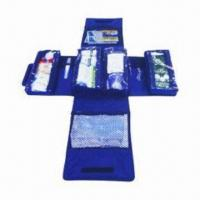 First-aid Kits for Car, Family and Company Use Manufactures