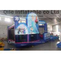 Disney  combo , inflatableSnow and ice colors combo,qile inflatable combo Manufactures