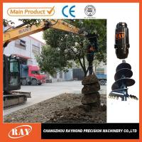 Hole Digger/Auger/Hydraulic Auger for 13T to 23T Volvo Excavator Manufactures