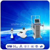 China Weight Loss Vacuum cavitation system , hifu liposonix focus ultrasound body shaping machine on sale