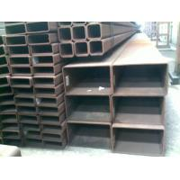 China Thick Wall Square Steel Tubes / Pipe High Strength , EN10219 S355JR on sale