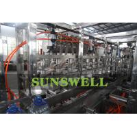 Gravity Filling Machines Automatic For Still Water , Bottling Line Equipments Manufactures