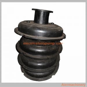 Anti - Acid Electric Slurry Pump / Electric Sludge Pump Corrison Resistant Material Manufactures
