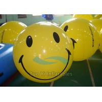 Digital Printing PVC Helium Balloon / Printed Helium Balloon For Entertainment Manufactures