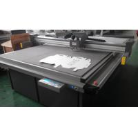 Buy cheap Digital Vacuum Table Corrugated Box Making Machine Automatic Drawing Creasing from wholesalers